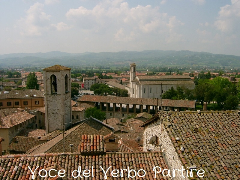 Viaggio fotografico in Umbria: Città di Castello e Gubbio