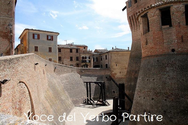 Moto itinerario da Mondavio alla Panoramica San Bartolo