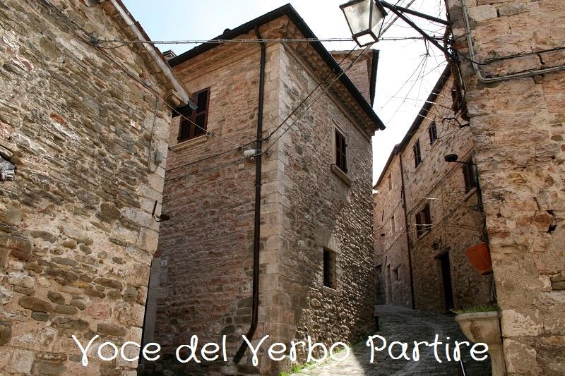 Itinerario in moto nelle Marche: Piobbico, Urbania, Macerata Feltria