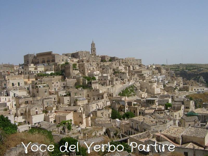 Itinerario di sei giorni in Puglia, Basilicata, Calabria