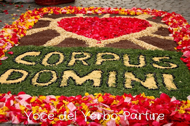 Infiorata a Mercatello sul Metauro