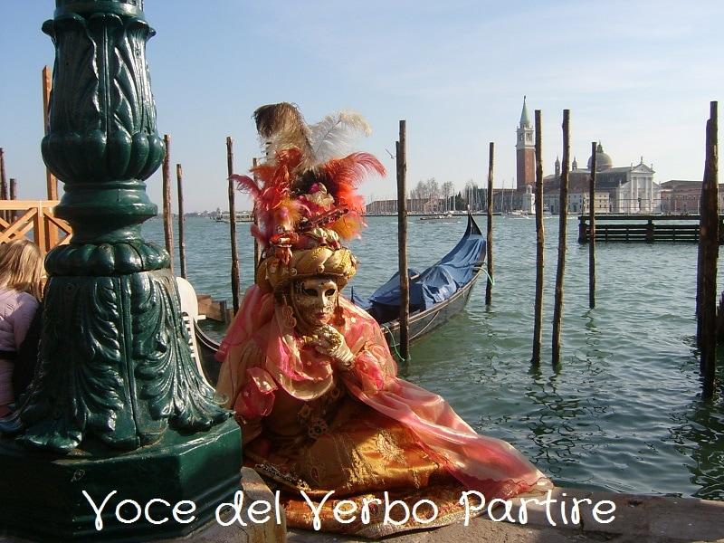 Una giornata al Carnevale di Venezia