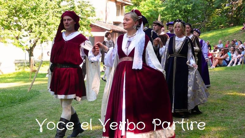 """Feste medievali alla Rocca delle Caminate: """"Falchi et Archi"""""""