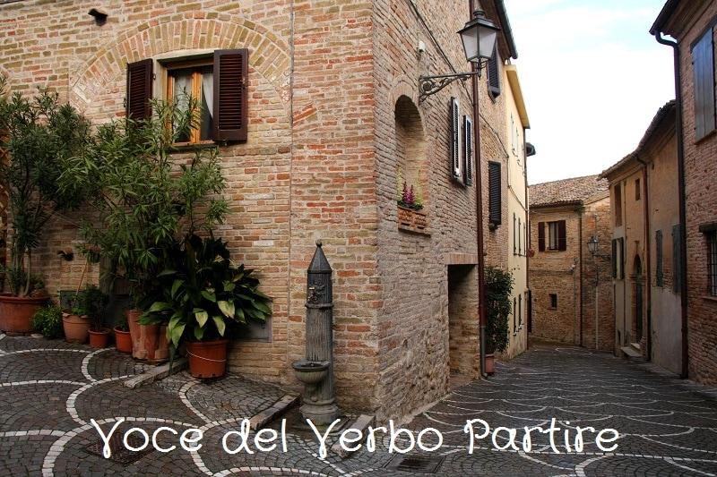 Borghi nei dintorni di Pesaro: Fiorenzuola di Focara e Casteldimezzo