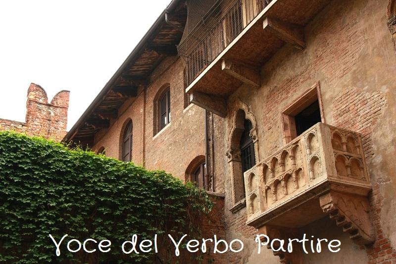 """A Verona con Voce del Verbo Partire e """"Amici a Cesena"""""""