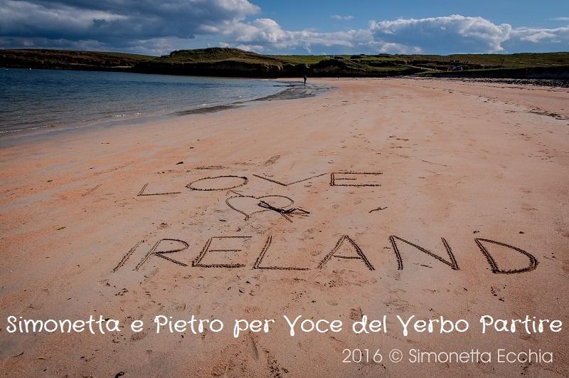 L'Irlanda di Simonetta e Pietro, una storia di vita. Prima Parte