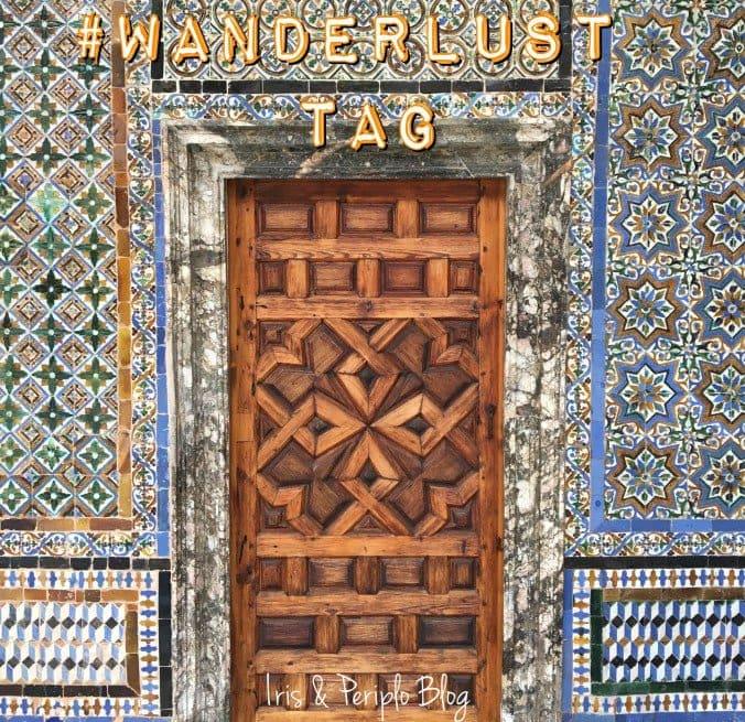 Ti atTAGGO un #Wanderlust