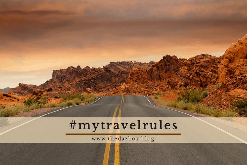 #mytravelrules: le nostre regole di viaggiatori