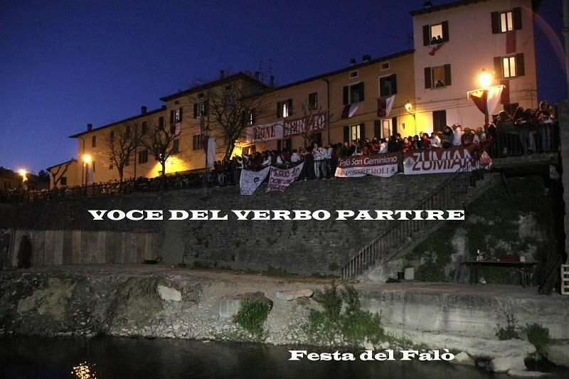 LA FESTA DEL FALÒ APPENNINO TOSCO ROMAGNOLO
