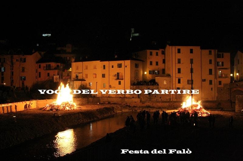 LA FESTA DEL FALÒ DI ROCCA SAN CASCIANO
