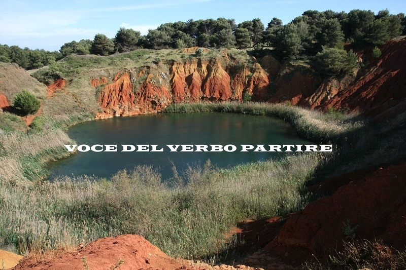 COSA VEDERE IN SALENTO: LA CAVA DI BAUXITE