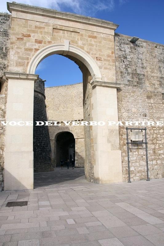VEDERE IN SALENTO IL BORGO VECCHIO DI OTRANTO