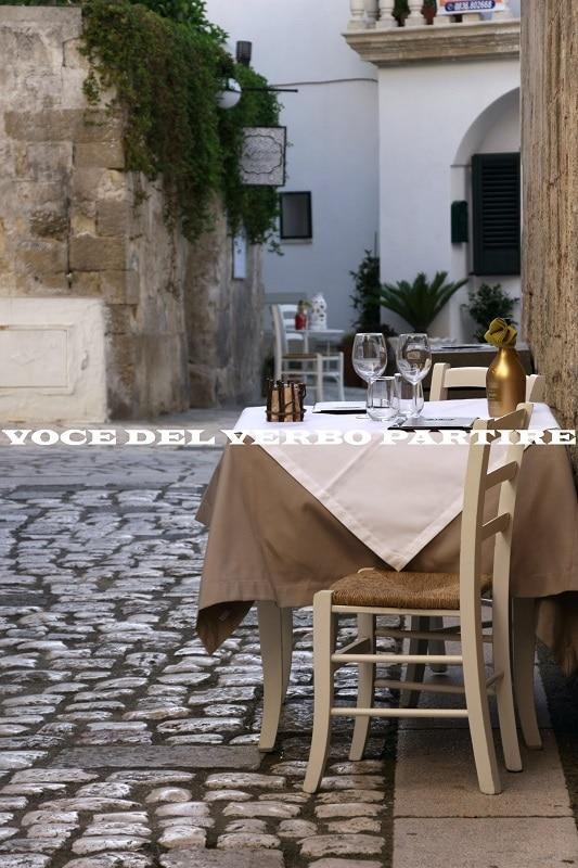 VEDERE IN SALENTO IL CENTRO STORICO DI OTRANTO