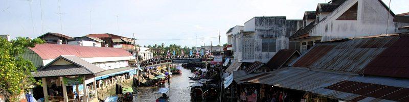 Mercato galleggiante di Amphawa: una visita da non perdere nei dintorni di Bangkok