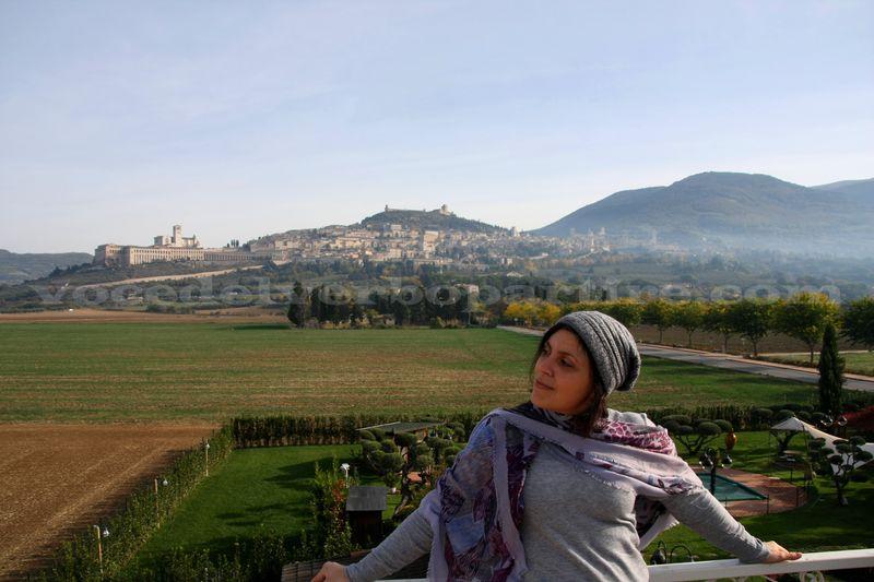 Soggiornare ad Assisi a \