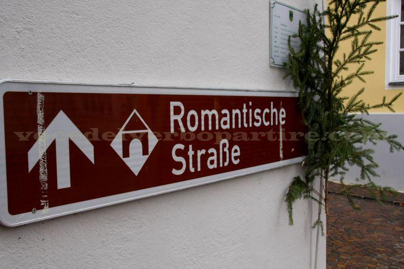 VIAGGIO IN GERMANIA STRADA ROMANTICA BAVARESE