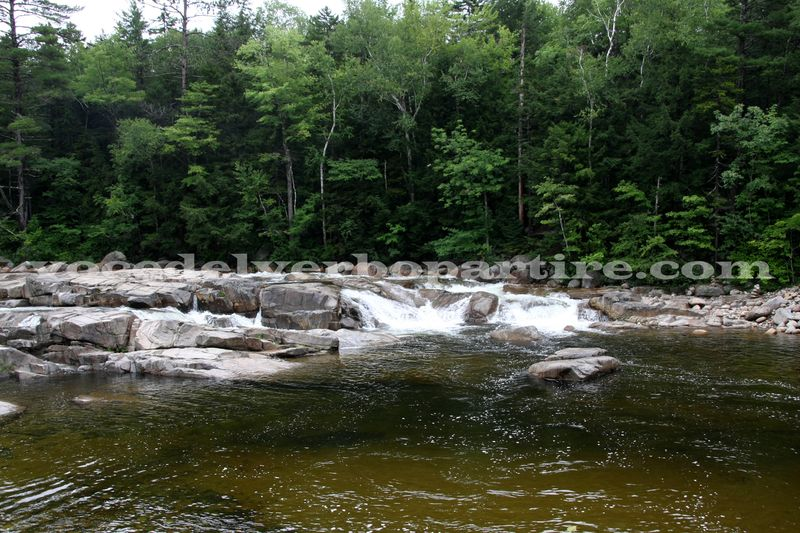 WHITE MOUNTAIN NATIONAL FOREST IN DUE GIORNI: LOWER FALLS