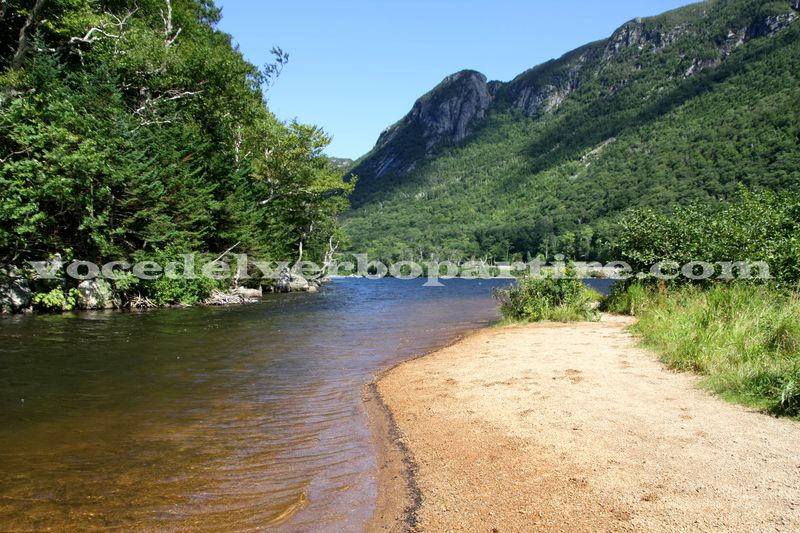 WHITE MOUNTAIN NATIONAL FOREST IN DUE GIORNI: FRANCONIA NOTCH STATE PARK