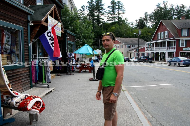 WHITE MOUNTAIN NATIONAL FOREST IN DUE GIORNI: NORTH WOODSTOCK