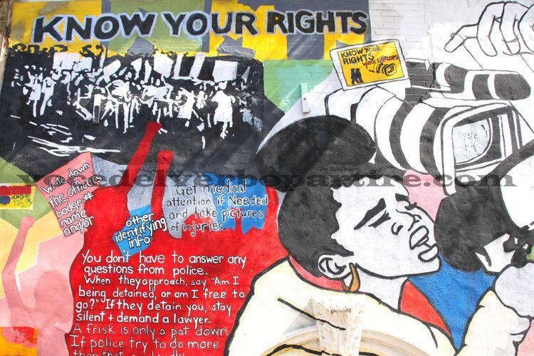 COSA FARE GRATIS A NEW YORK: STREET ART AD HARLEM