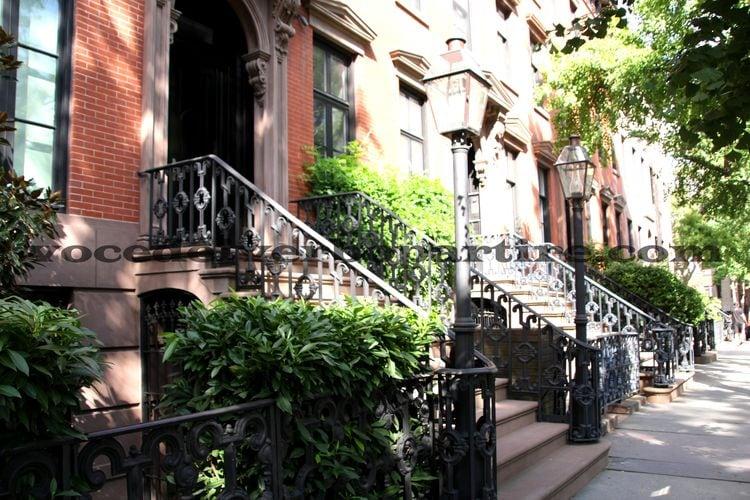 COSA FARE GRATIS A NEW YORK: CASA ROBINSON