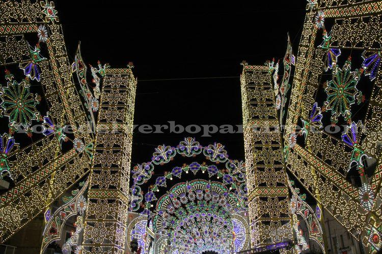 FESTE PATRONALI IN PUGLIA: DOVE VEDERE LE LUMINARIE