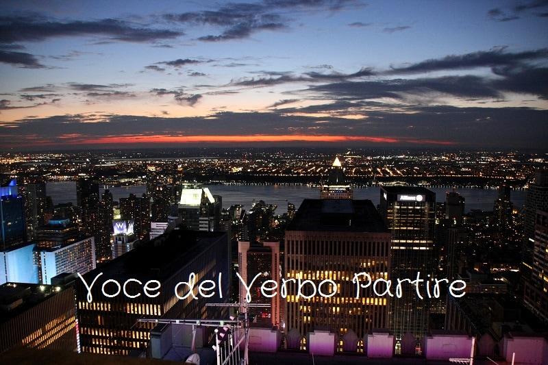 Dove fotografare e vedere il tramonto a new york voce for Dove soggiornare a new york