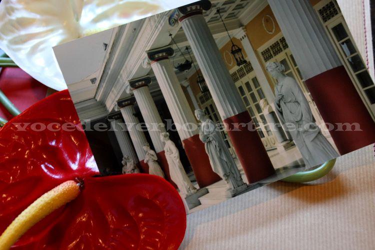 ITINERARIO IN GRECIA: VISITARE IL PALAZZO DELL'ACHILLEION
