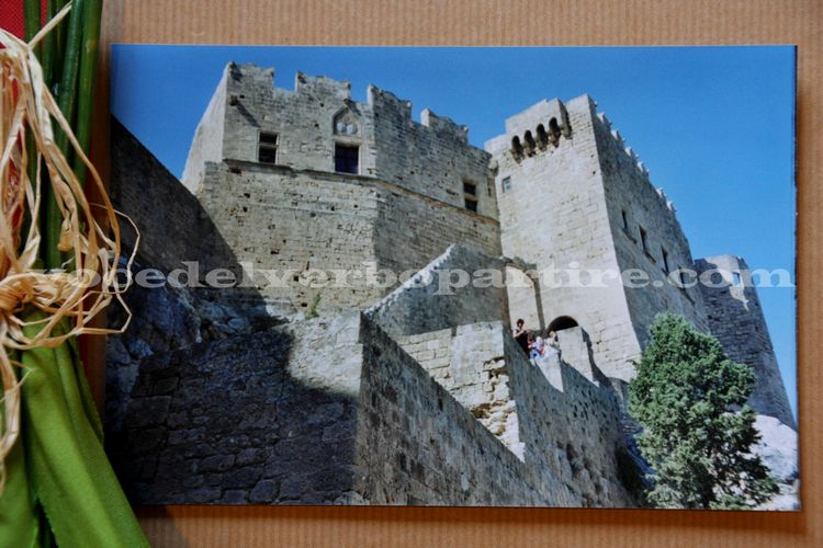 ITINERARIO IN GRECIA: VISITARE L'ANTICA LINDOS