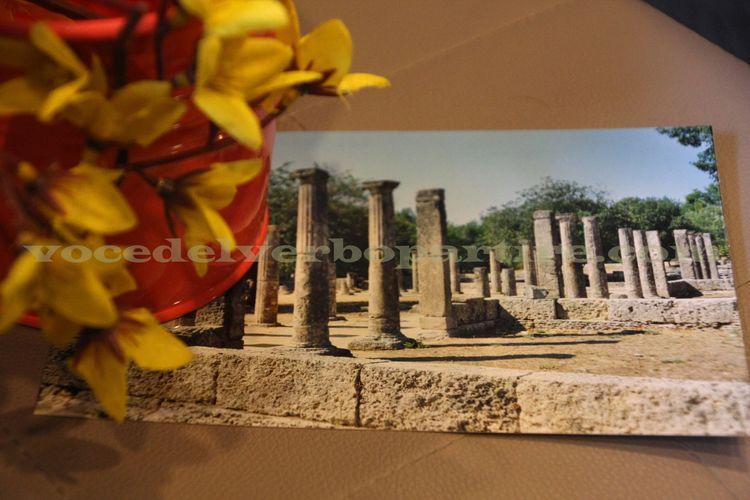 ITINERARIO IN GRECIA: VISITARE LE ROVINE DI OLIMPIA