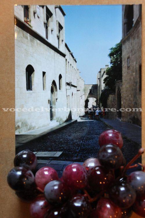 ITINERARIO IN GRECIA: PASSEGGIARE PER RODI
