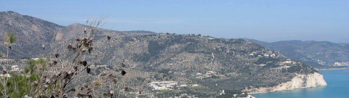 Escursioni sul Gargano: trekking tra trabucchi, necropoli e panorami