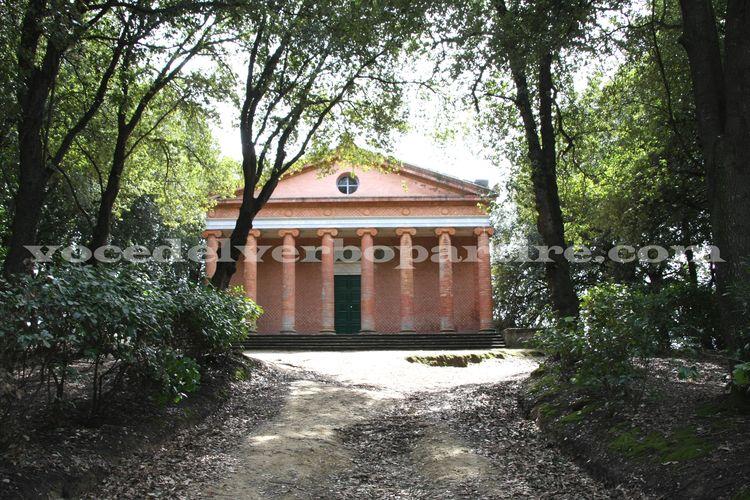 LUOGHI MISTERIOSI IN TOSCANA, IL TEMPIO DI MINERVA MEDICA
