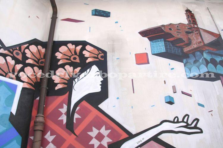 VEDERE A FAENZA STREET ART
