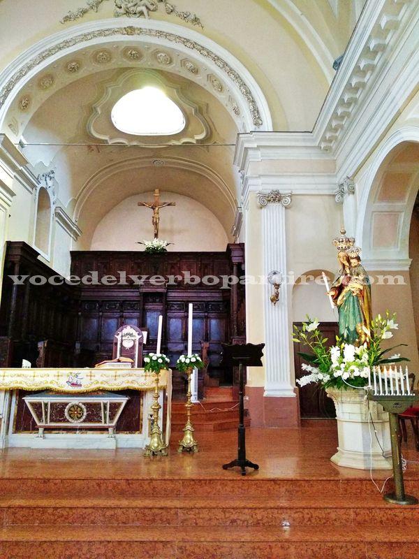 ITINERARIO IN DAUNIA VISITA CHIESA MATRICE DI CANDELA