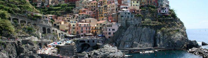Visitare le Cinque Terre in un giorno: informazioni e itinerario