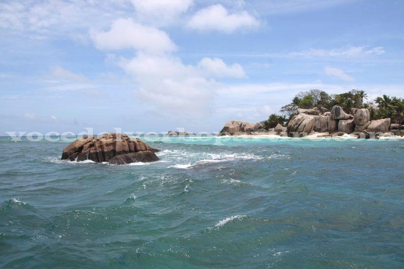 GIORNATA IN BARCA A LA DIGUE COCOS ISLAND