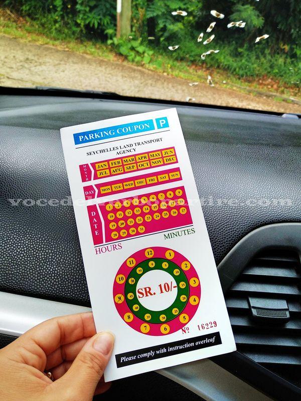 NOLEGGIARE UN'AUTO ALLE SEYCHELLES COME FUNZIONANO I PARCHEGGI