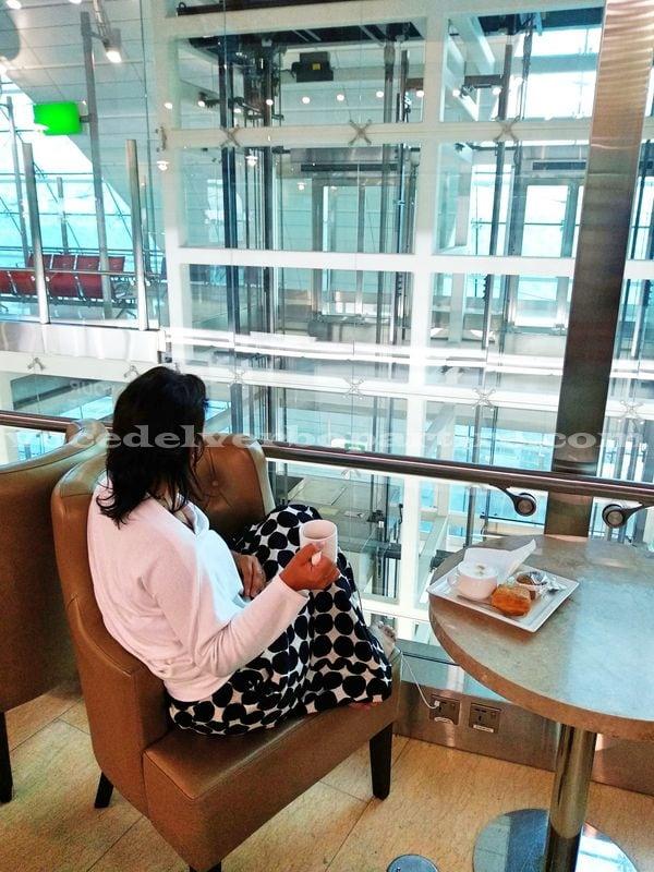 RELAX DURANTE UNO SCALO LUNGO ALL'AEROPORTO DI DUBAI