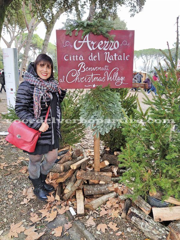 IL CHRISTMAS VILLAGE DEI MERCATINI DI NATALE DI AREZZO