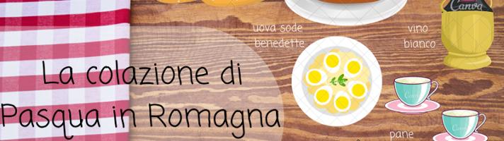 La colazione di Pasqua tradizionale in Romagna