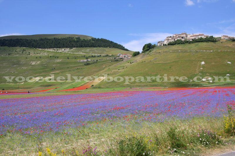 VACANZE ON THE ROAD IN ITALIA: I MONTI SIBILLINI