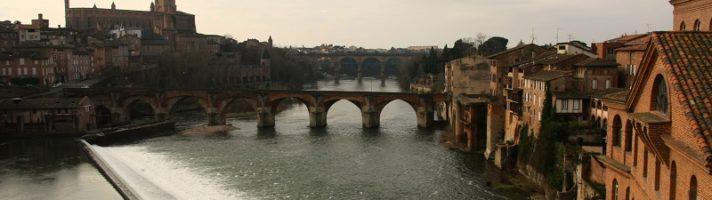 Dintorni di Tolosa: Albi e Cordes-sur-Ciel