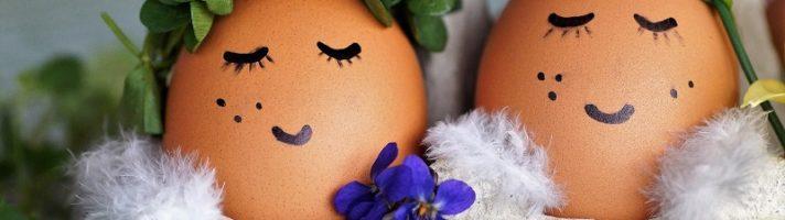 Lavoretti per Pasqua da fare con i bambini