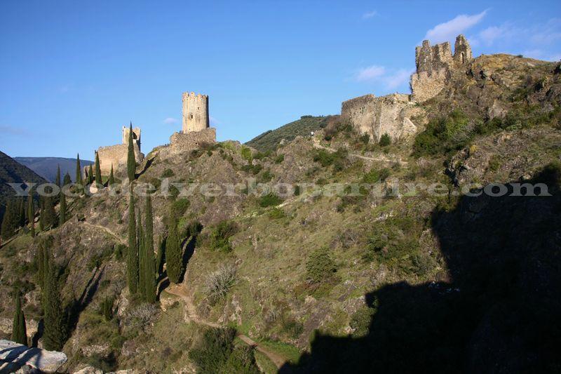 ITINERARIO CATARO: CASTELLI DI LASTOURS IN FRANCIA DEL SUD