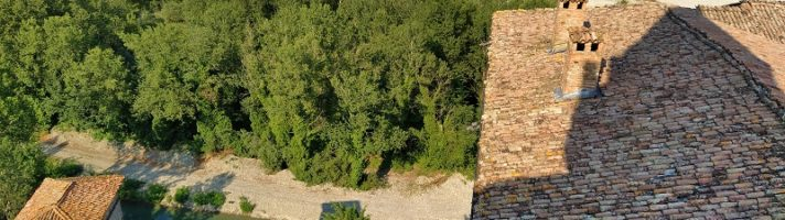 Visita al borgo e al Castello di Rivalta, vicino Piacenza