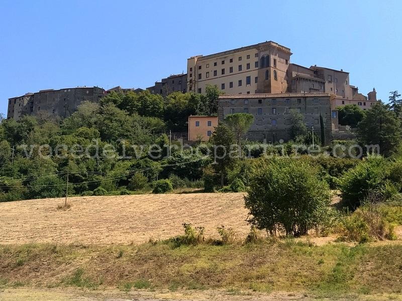ITINERARIO ON-THE-ROAD NEI DINTORNI DI ROMA